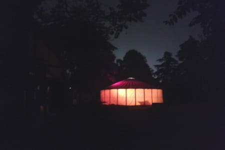 Yurt Maktub - San Lorenzo in Collina