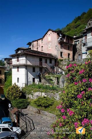 Lago maggiore appartamento montagna 1 p