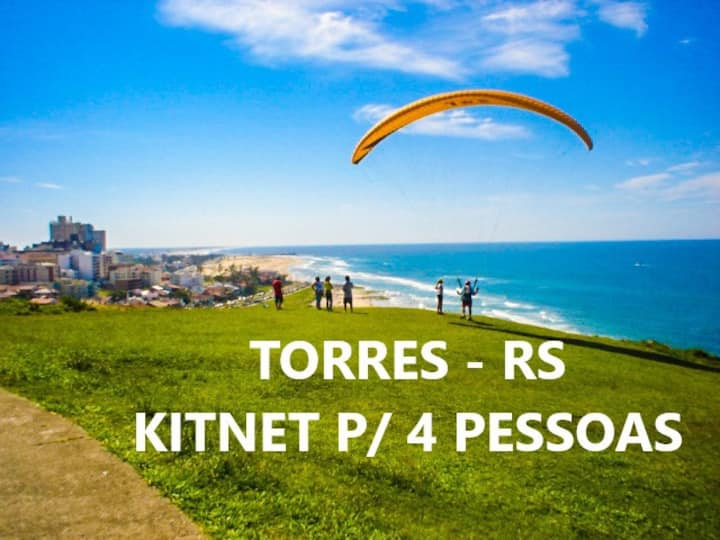 Kitnet 01 c/ar-cond. Split/Wi-Fi, álcool gel 70%