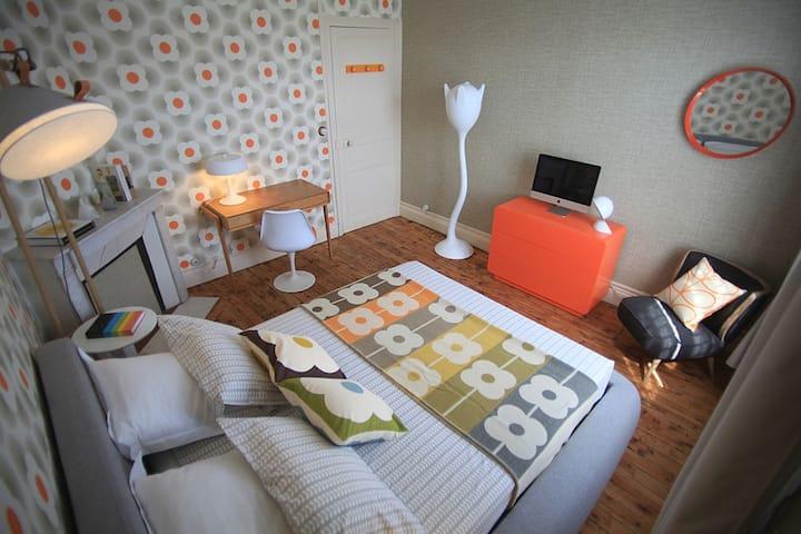 Chambre avec style