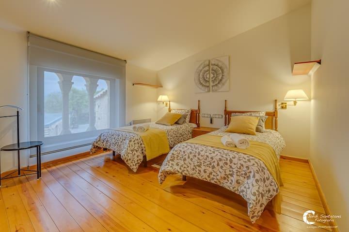 Dormitorio camas individuales 2