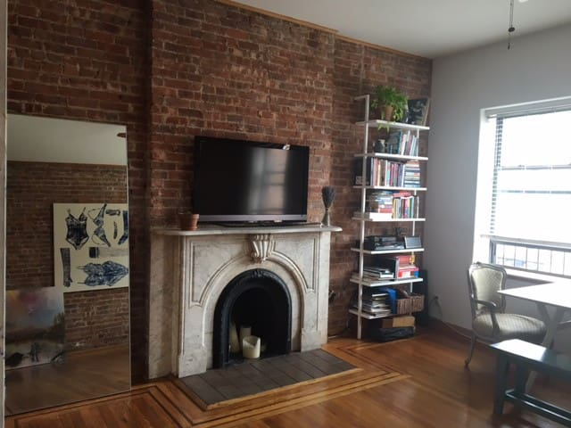 Lovely One Bedroom West Village