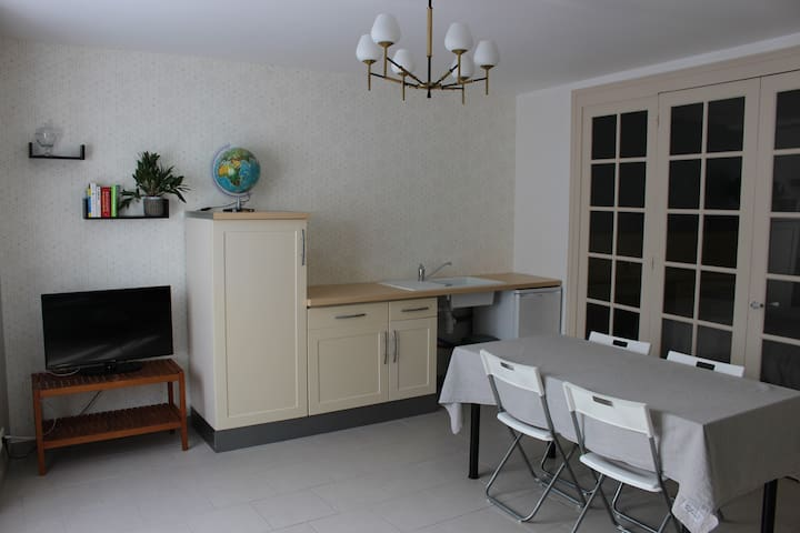 2/4 Persons apartement