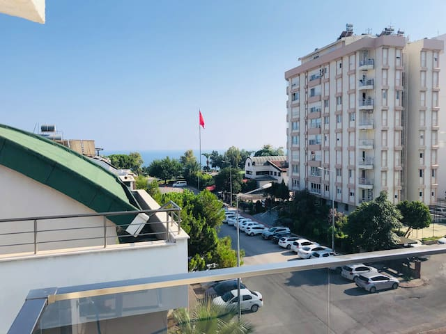 Hazal Appartment - for families/sea view