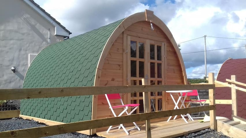 Shannon Estuary Boutique Glamping