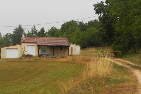 Maison de campagne au cœur du Quercy