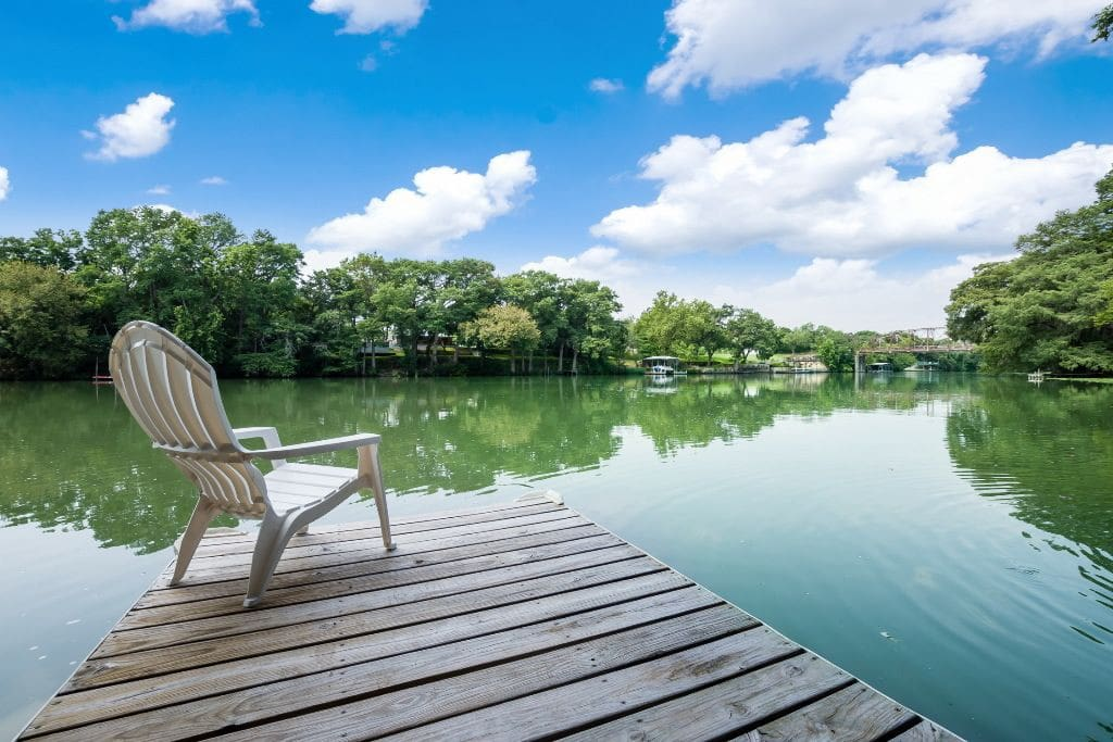 Relax on our dock and enjoy!