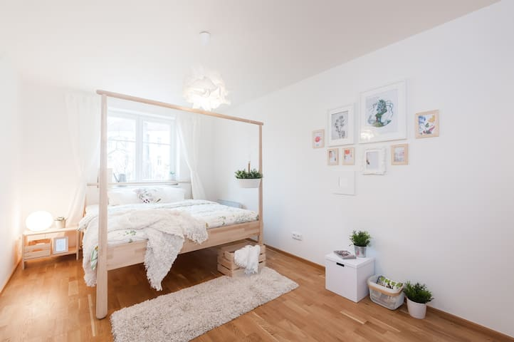 Charming Luxury Apartment in the City Centre