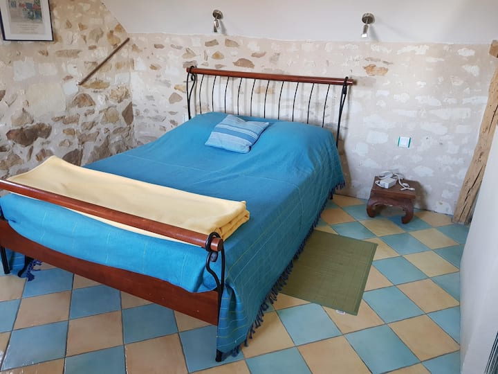 Double room-Exclusive-Wet room-Garden View-CHAMBRE GABARE