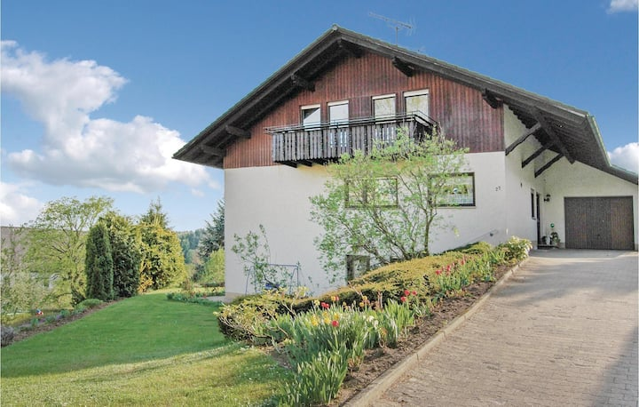 Beautiful home in Rickenbach with 1 Bedrooms