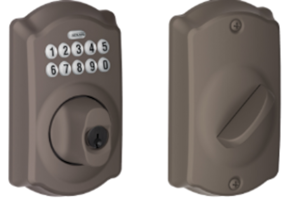 Keyless Entry  Separate AC and Heating unit. You control