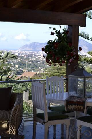 B&B Villa Ciambra Monreale Palermo - ALTOFONTE - Bed & Breakfast