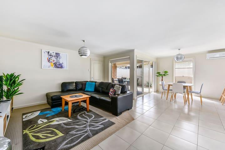 City Fringe B Apartment, Mount Gambier