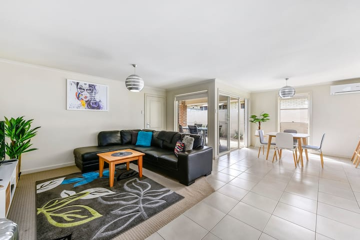 City Fringe B Apartment, Mount Gambier