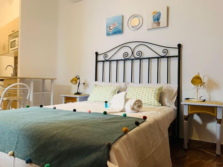 Apartamento 4 Casa del Azafrán. Judería
