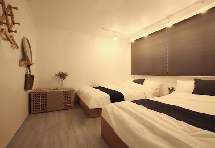 B *Neat, Clean, New House* 5 min from Hongdae - Mapo-gu - Rumah