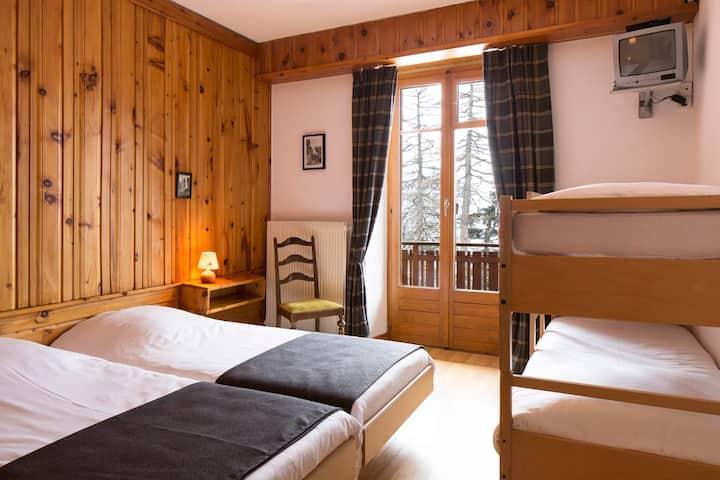 Grand Hôtel & Kurhaus  Edelweiss - Deluxe zimmer
