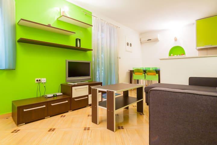 Green app Sveti Stefan