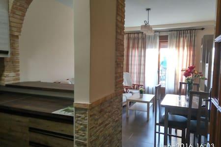 Apartamento 6 personas. Viña rock - El Provencio, Castilla-La Mancha, ES - Lakás