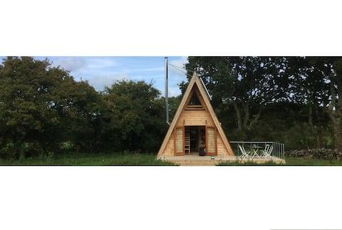 Tiny Home A frame cabin SILVA