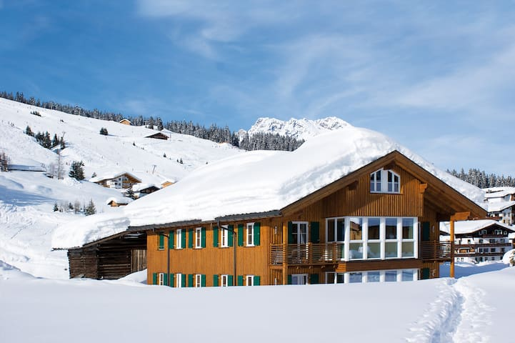 "Appartement ""Burahus"" - Lech am Arlberg - Austria"