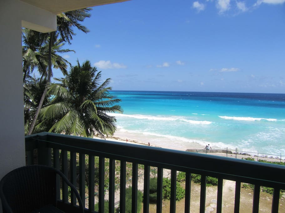 Wake up to the most unforgettable view in Barbados.