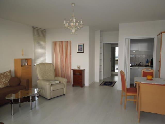 Schönes Apartment in herrlicher Aussichtslage