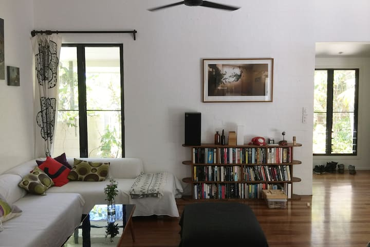Bright open plan family home in Sunrise. - Byron Bay - House