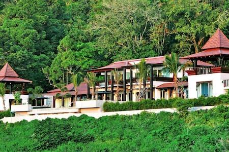 Villa Asia - 7 Bedroom - Patong Bay Super Villa - Patong - Villa