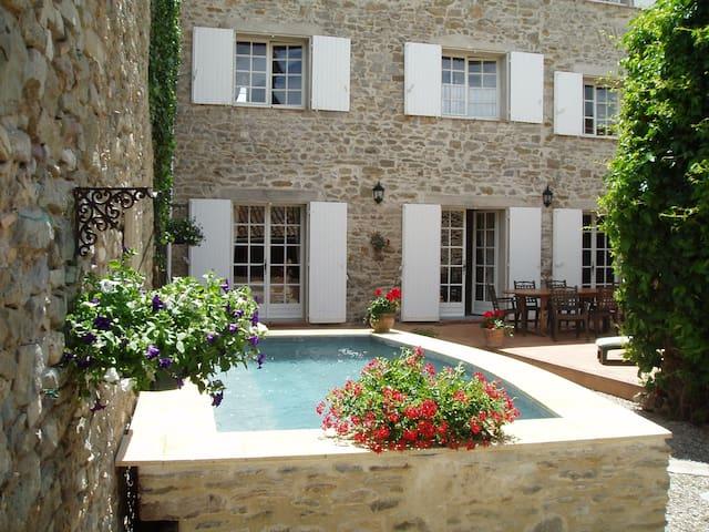 Maison-en-pierre - Olonzac - Casa