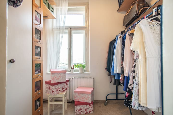 Private Premium En-suite Room in Prague 3