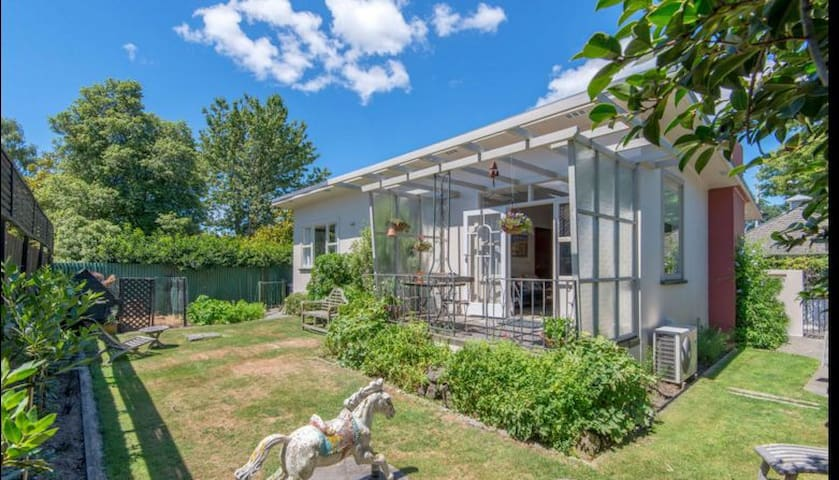 Kiwiana Cottage - Christchurch - Casa