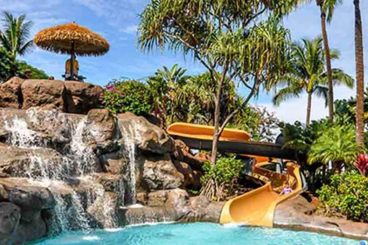 OCEAN FRONT MAUI RESORT BY WESTIN (A TIMESHARE)