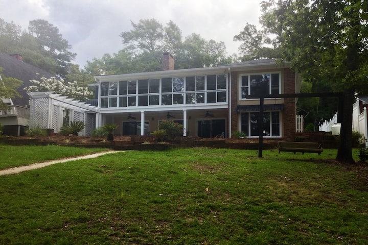 Large 4 Bedroom in Gated Community on Lake Marion