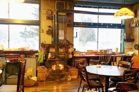 RW Western: unique room near Rusutsu ski resort