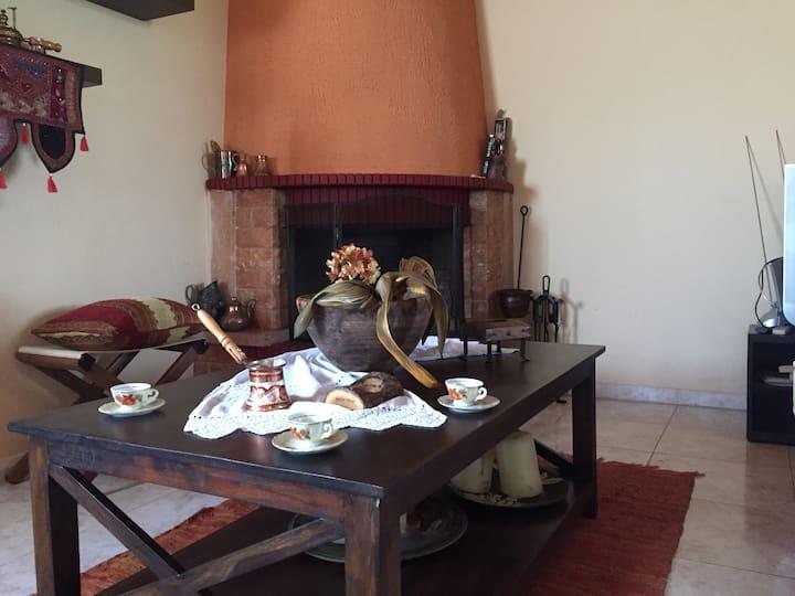 """""""Αργαλειός""""- Αρχοντικό κοντά στα Λουτρά Πόζαρ"""