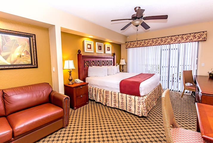 Cozy Studio near Universal and Outlet #1
