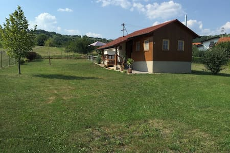 Comfy Cottage in the vinyards, dogs welcome - Eisenberg an der Pinka