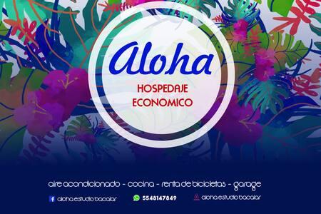 """Aloha  1"", Hospedaje Económico  Bacalar. - Bacalar"