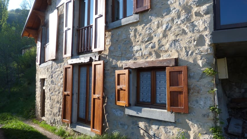 """Maison """"La Fustière"""" - Orcières - Rumah"""