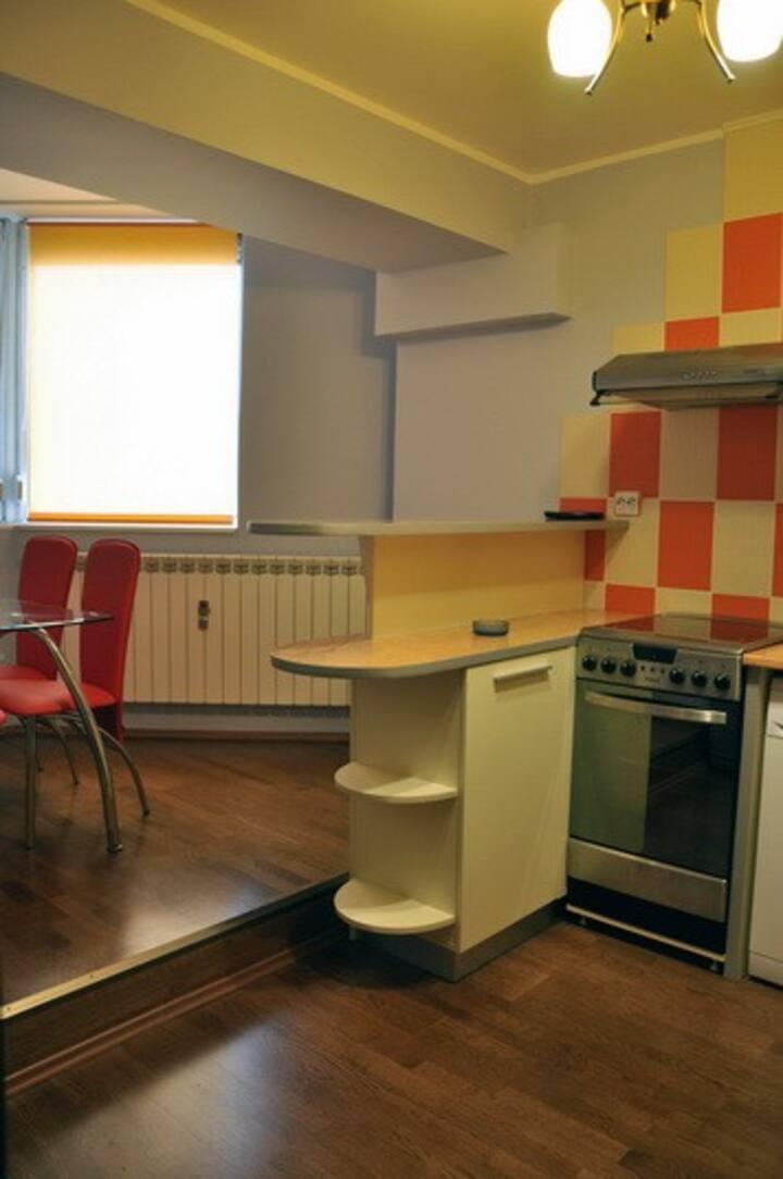 Linda Residence, apt. 23, with Danubius view