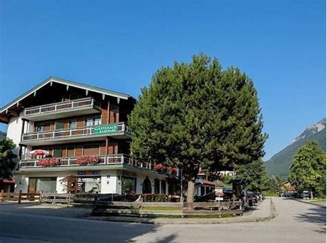 Gästehaus am Badepark -  Appartement Falkenstein