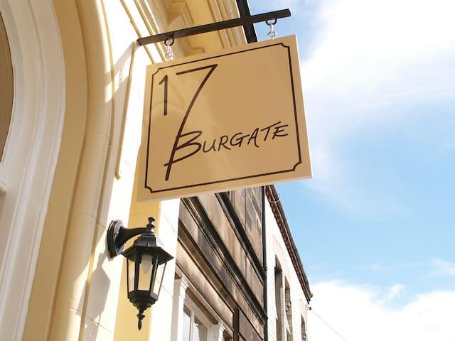 17 Burgate - Pickering - Bed & Breakfast