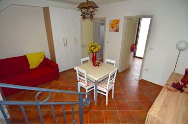 Ginestra 5, grazioso appartamento vicino al mare