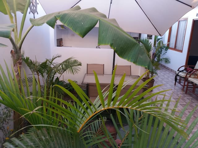 Hab. Matrimonial 4 - Palmeras House - Paracas