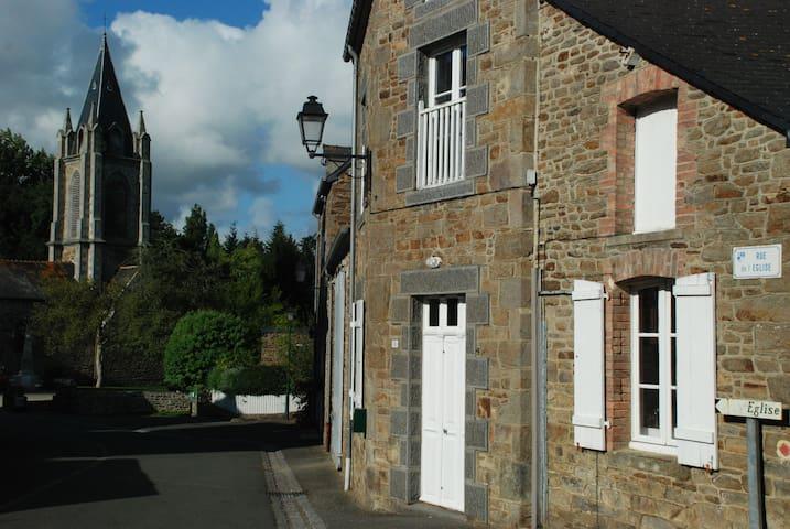 L'Ancienne Poste - La Ville-és-Nonais - Rumah