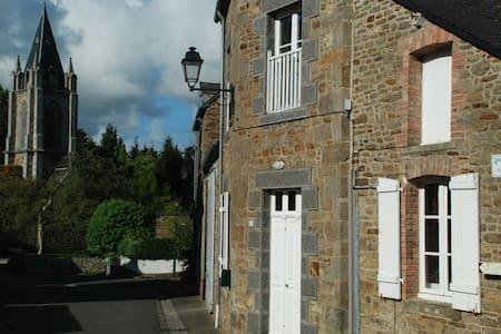 L'Ancienne Poste - La Ville-és-Nonais - Haus
