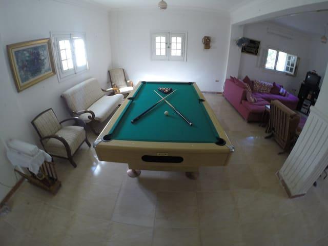 Pink Panther Luxury Villa - Alexandria - Villa