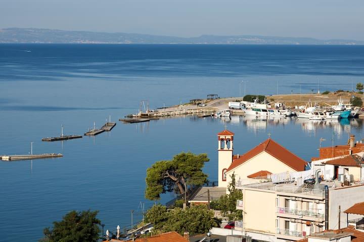 Эксклюзивная квартира с шикарным панорамным видом