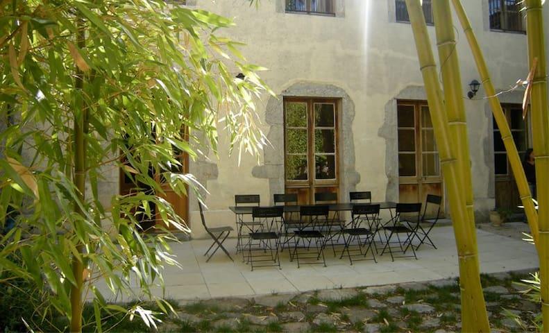 gite des Andrieux - Saillans - Дом